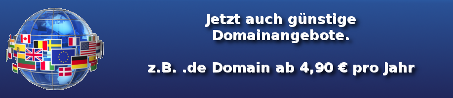Domainangebote